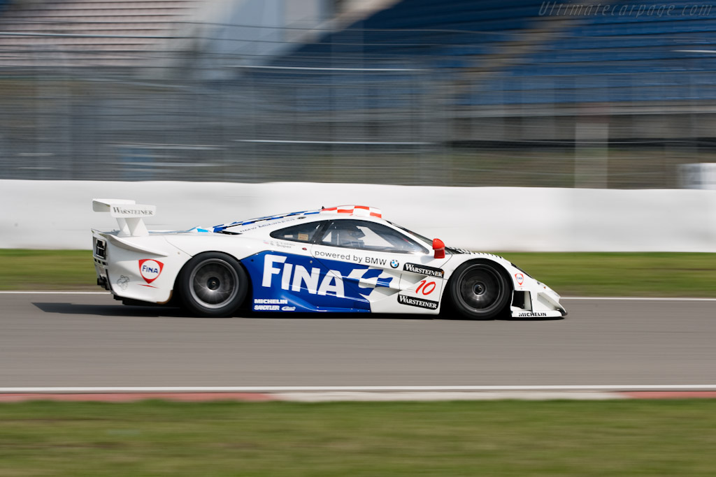 Mclaren F1 Gtr Longtail Chassis 21r 2009 Modena Trackdays