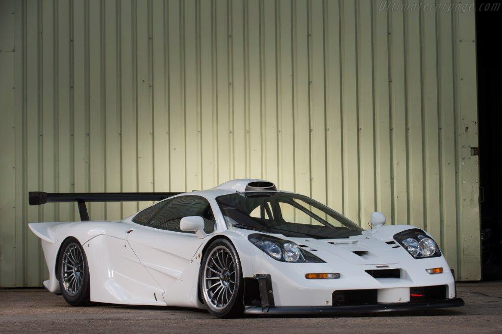 1997 Mclaren F1 Gtr Longtail Chassis 25r