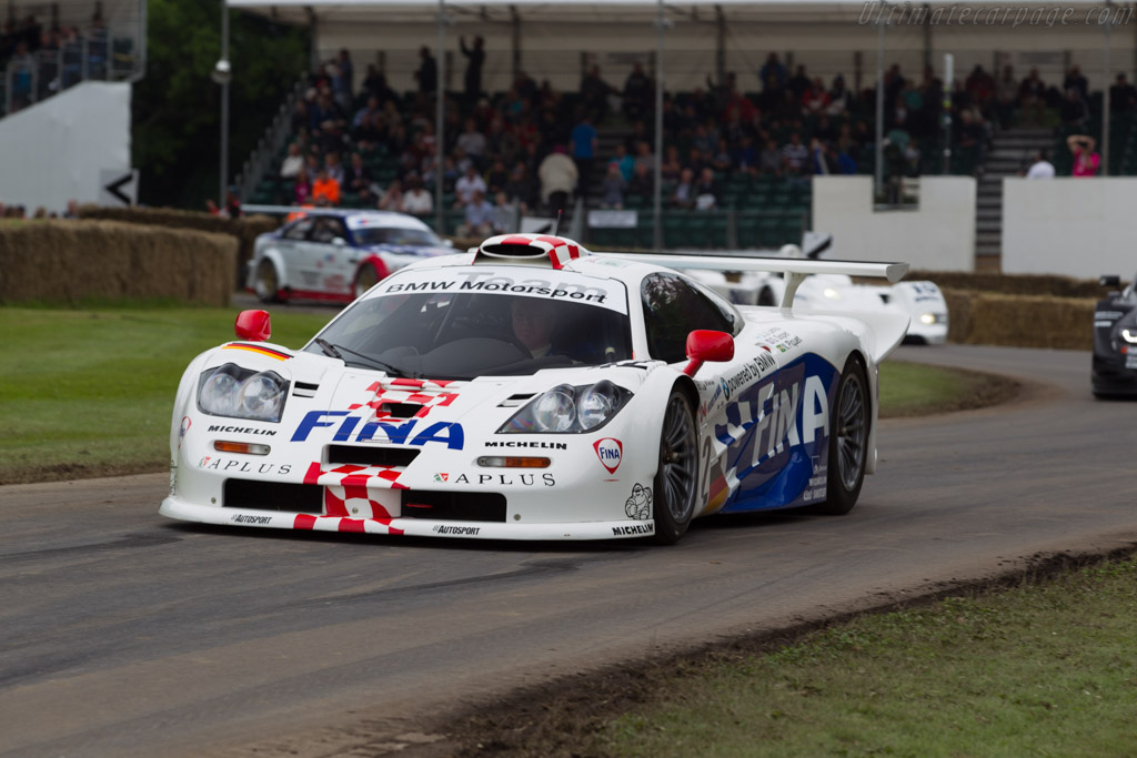 McLaren F1 GTR Longtail - Chassis: 26R   - 2016 Goodwood Festival of Speed