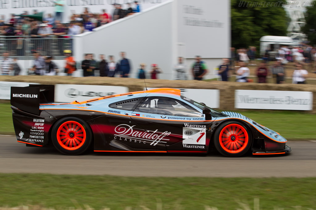 McLaren F1 GTR Longtail - Chassis: 28R   - 2016 Goodwood Festival of Speed