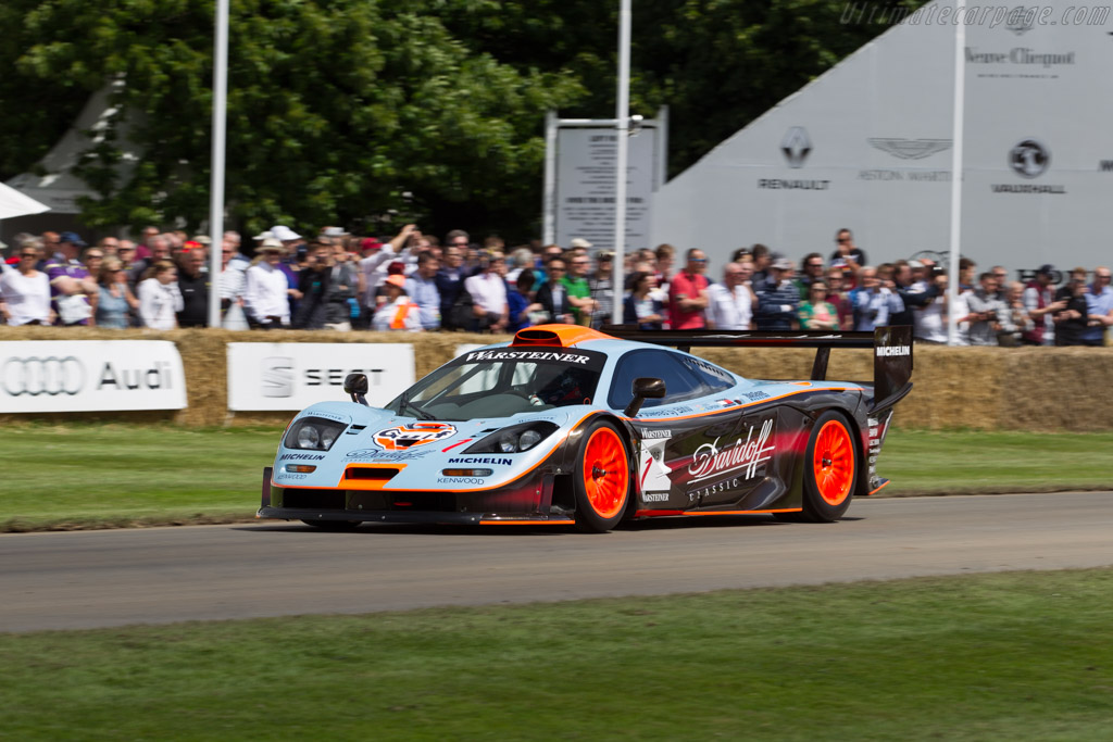 McLaren F1 GTR Longtail - Chassis: 28R   - 2016 Goodwood Festival of Speed