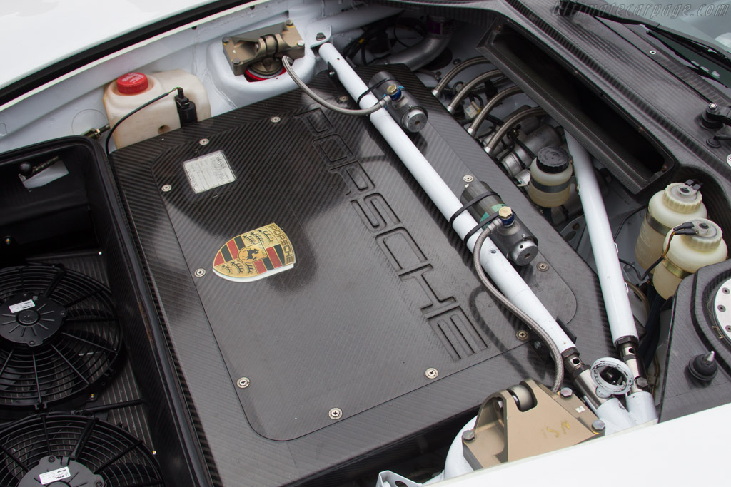 Porsche 911 GT1 - Chassis: 993-GT1-104   - 2017 Goodwood Members' Meeting