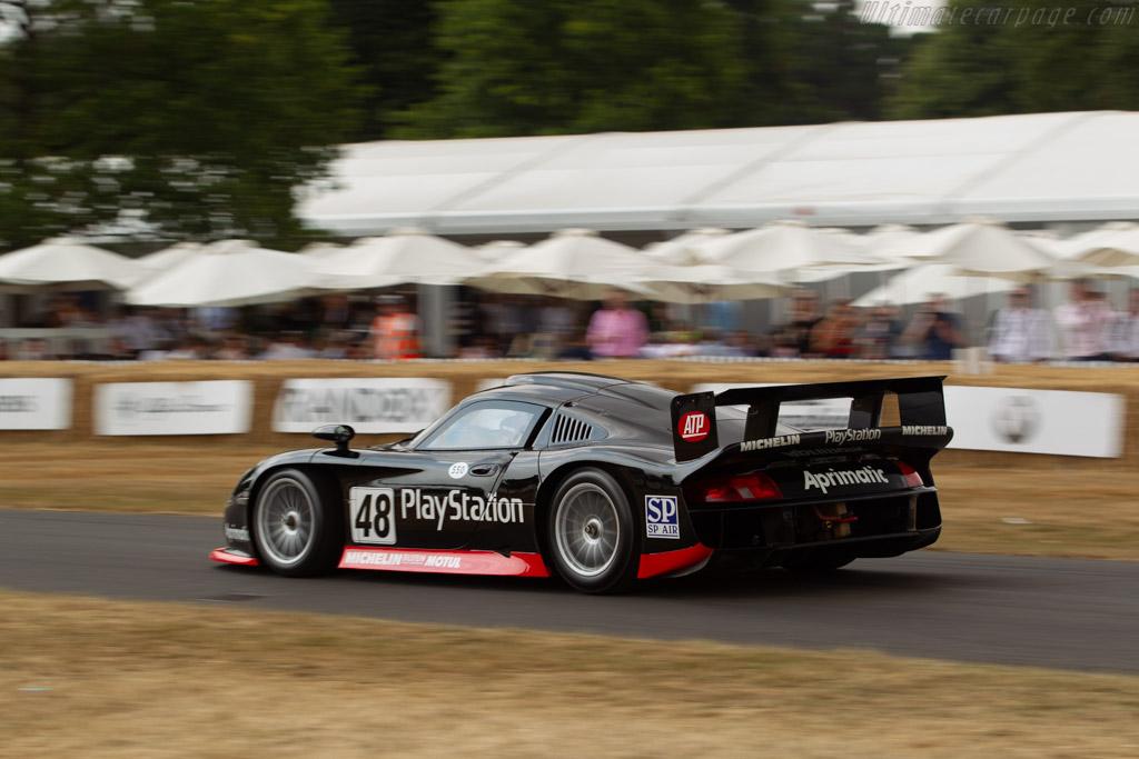 Porsche 911 GT1 - Chassis: 993-GT1-109  - 2018 Goodwood Festival of Speed