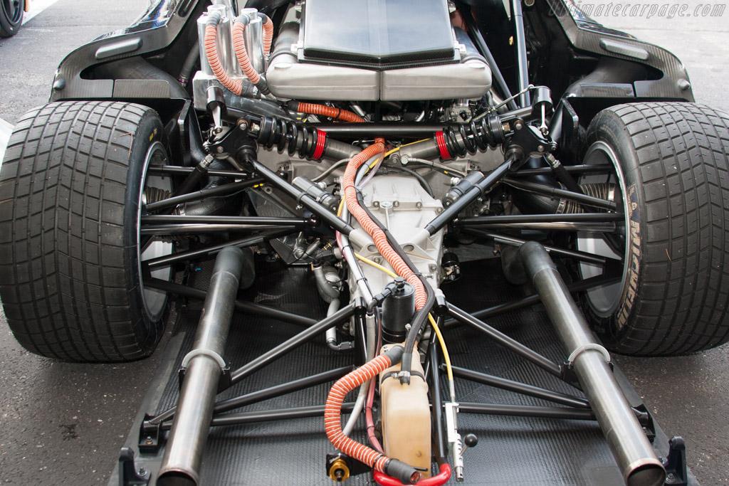Porsche 911 chassis