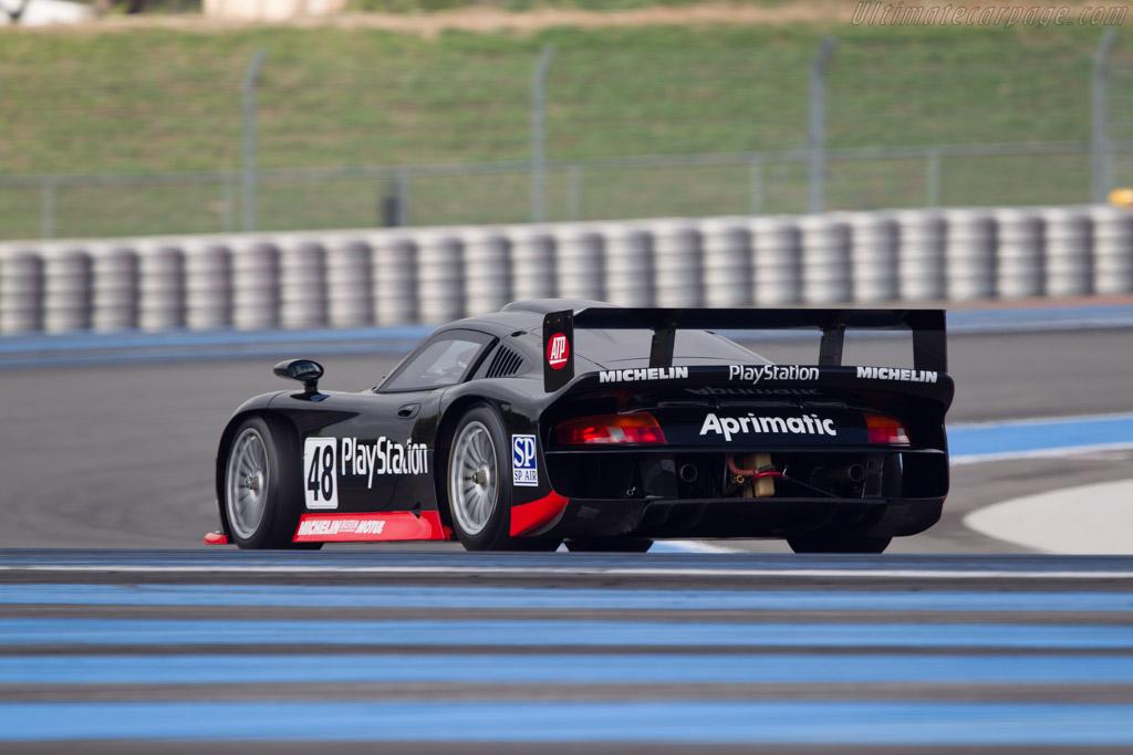 Porsche 911 GT1 - Chassis: 993-GT1-109   - 2013 Dix Mille Tours