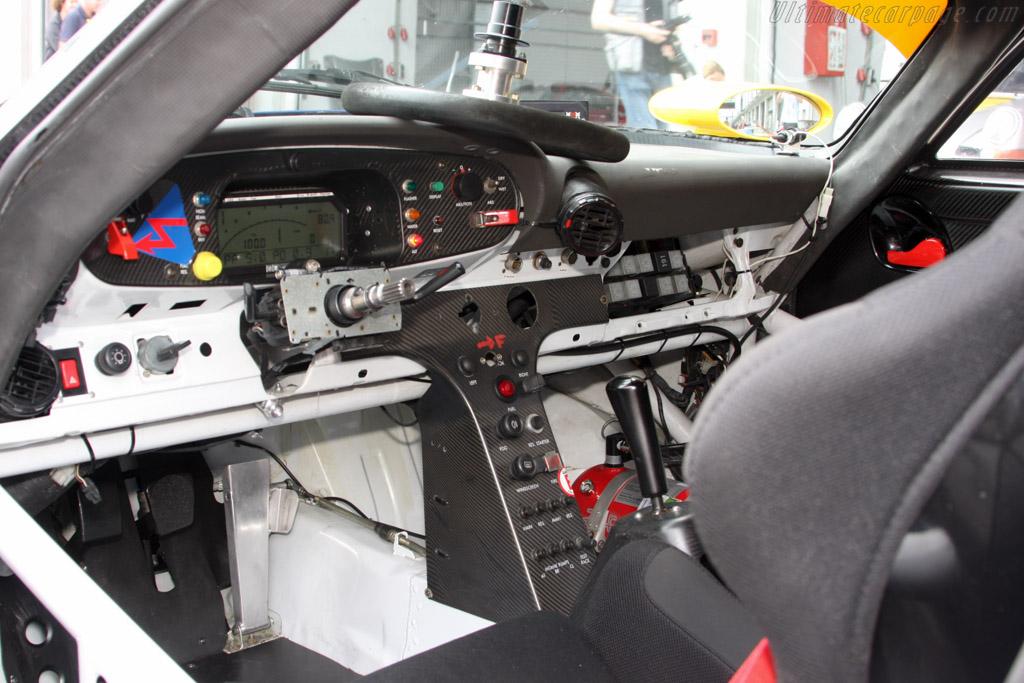 Porsche 911 GT1 - Chassis: 993-GT1-101  - 2009 Modena Trackdays