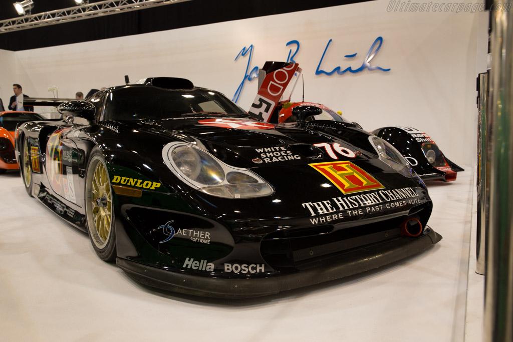 Porsche 911 GT1 Evolution - Chassis: 993-GT1-005   - 2016 Techno Classica