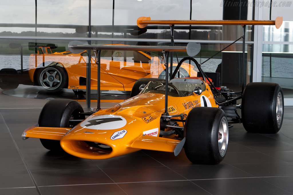 1969 Mclaren M7c Cosworth Images Specifications And
