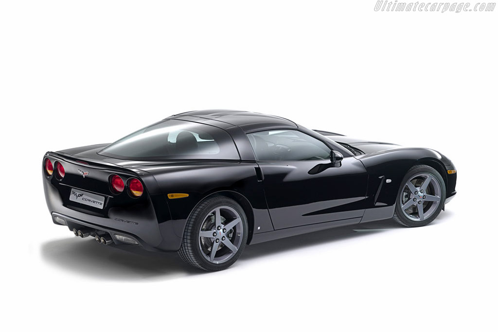 Chevrolet Corvette C6 Coupe 'Victory Edition'