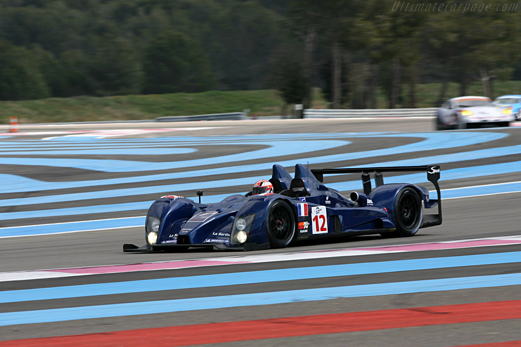 Courage LC70 AER - Chassis: LC70-3   - Le Mans Series 2007 Season Preview