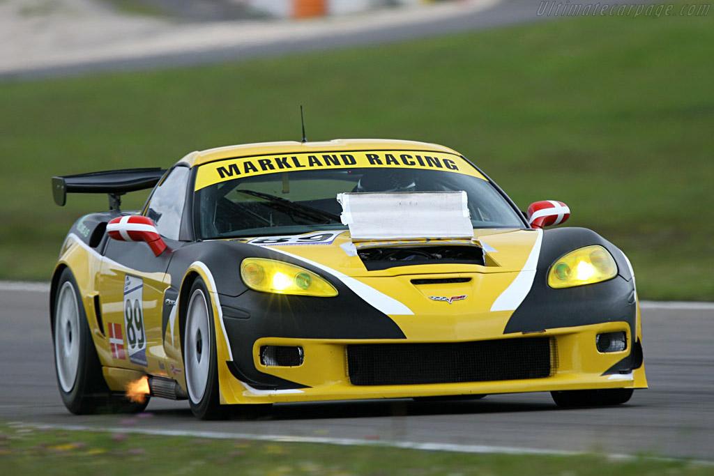 Chevrolet Corvette C6 Z06 GT2 - Chassis: 1G1YY26E265114144   - 2007 Le Mans Series Nurburgring 1000 km