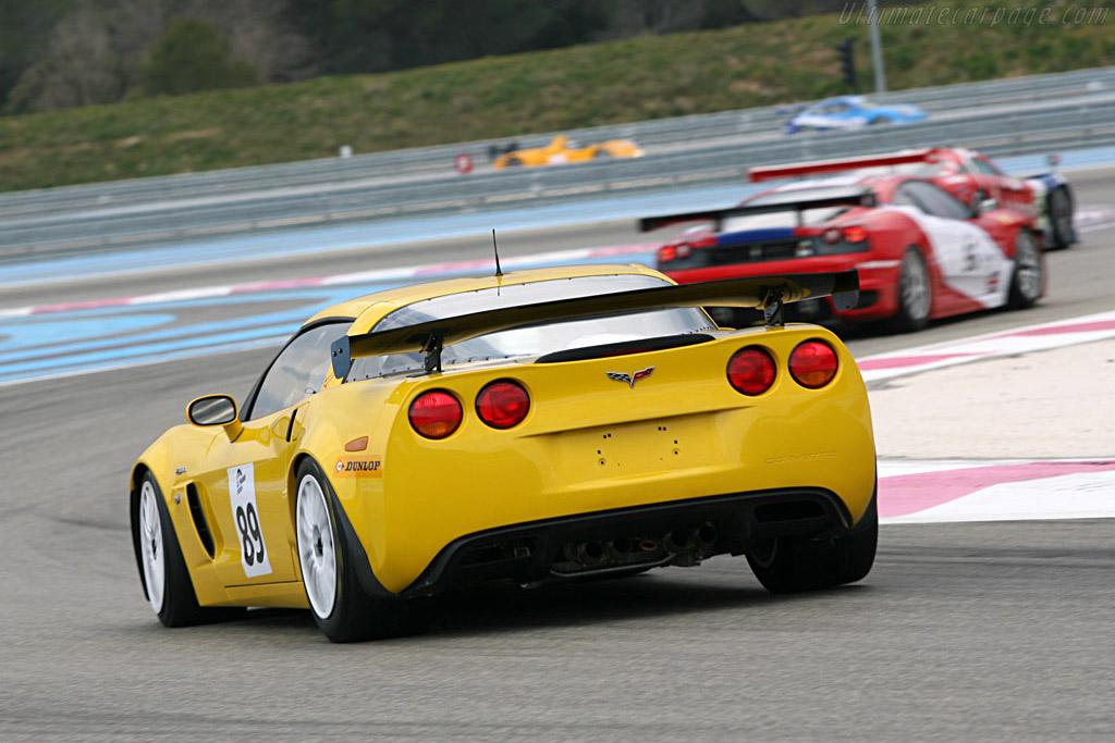 Chevrolet Corvette C6 Z06 GT2 - Chassis: 1G1YY26E265114144   - Le Mans Series 2007 Season Preview