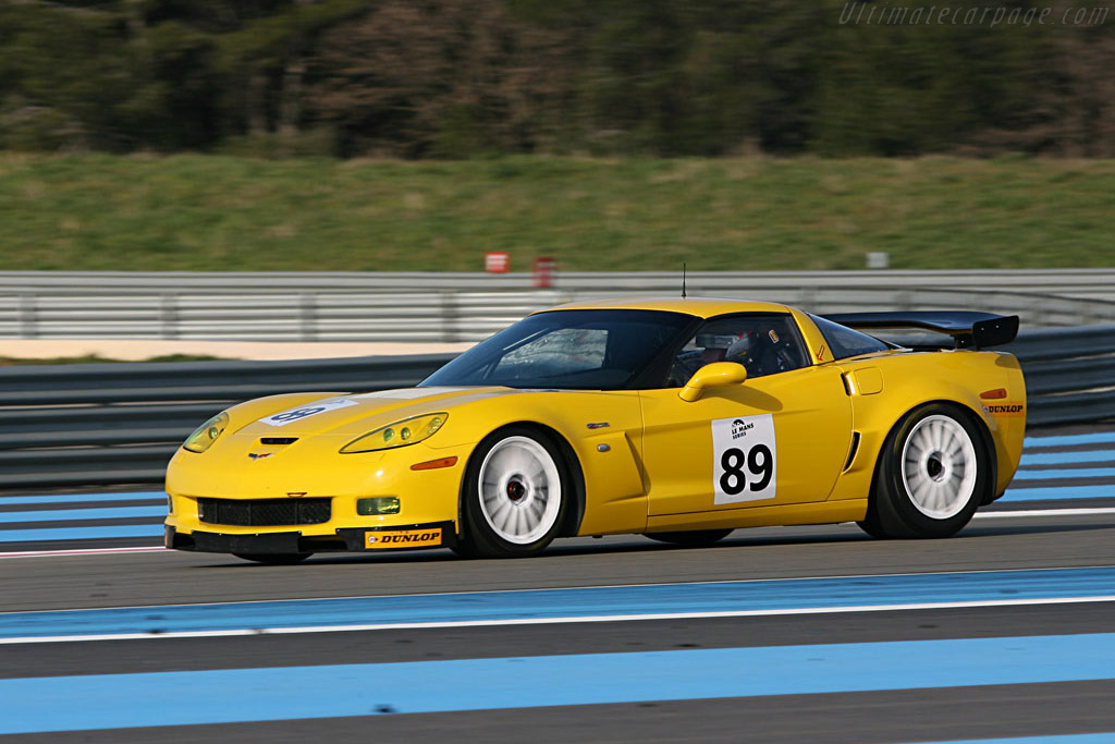 2007 Chevrolet Corvette C6 Z06 GT2 - Images, Specifications and ...