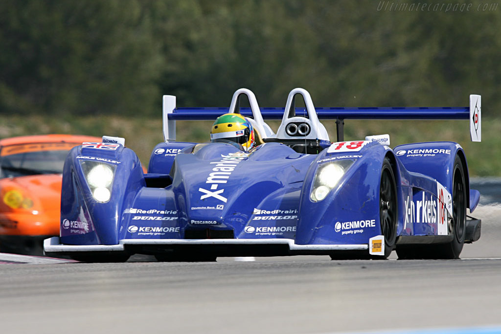 Click here to open the Pescarolo 01 LMP1 Judd gallery