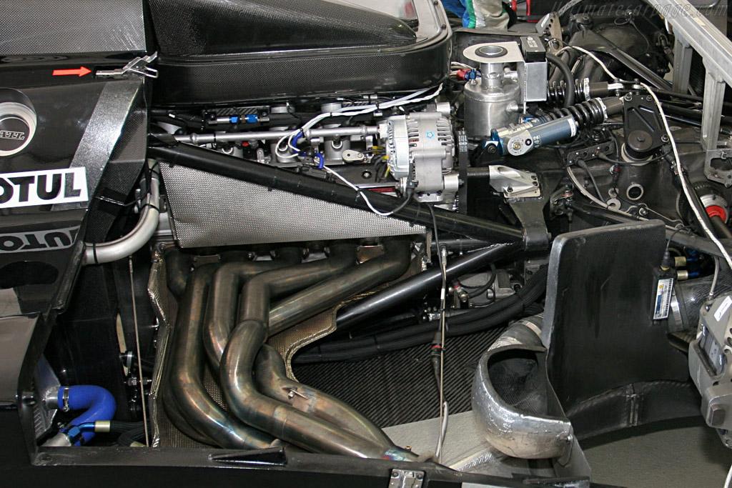 Pescarolo 01 LMP1 Judd - Chassis: 01-01   - Le Mans Series 2007 Season Preview