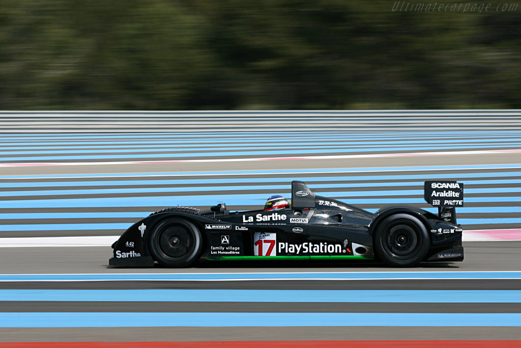 Pescarolo 01 LMP1 Judd - Chassis: 01-01   - Le Mans Series 2007 Season Preview