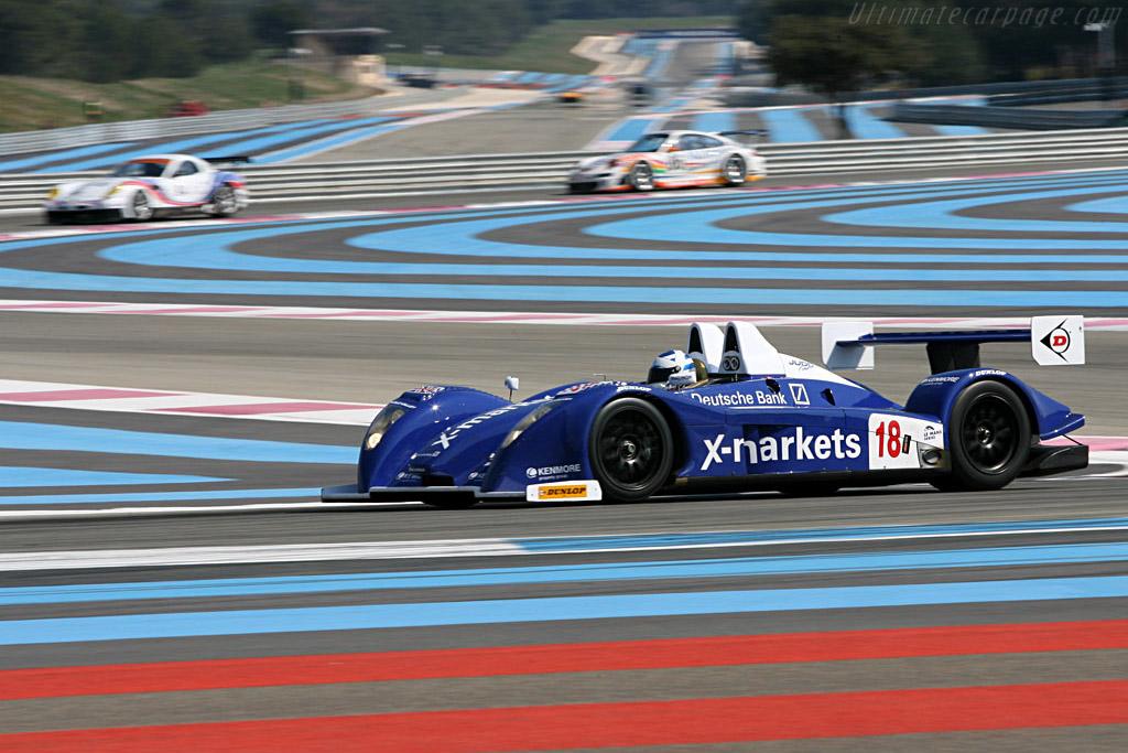Pescarolo 01 LMP1 Judd - Chassis: 01-04   - Le Mans Series 2007 Season Preview
