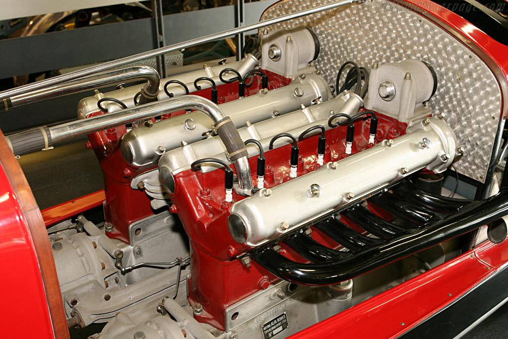 Alfa Romeo Tipo A Monoposto
