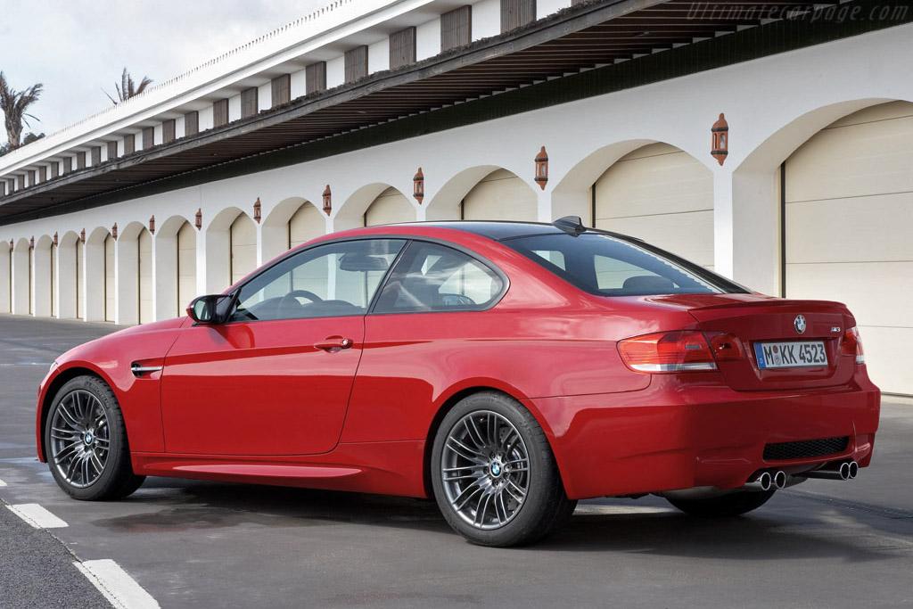 BMW E92 M3 Coupe