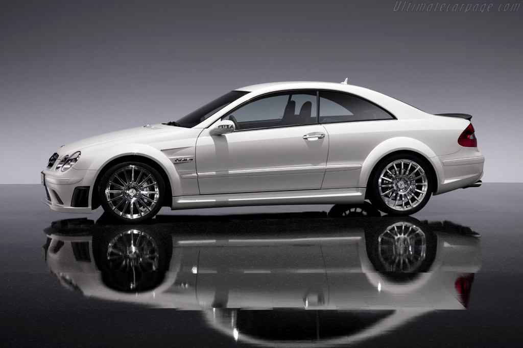 Mercedes Benz Clk 63 Amg Coupe Black Series