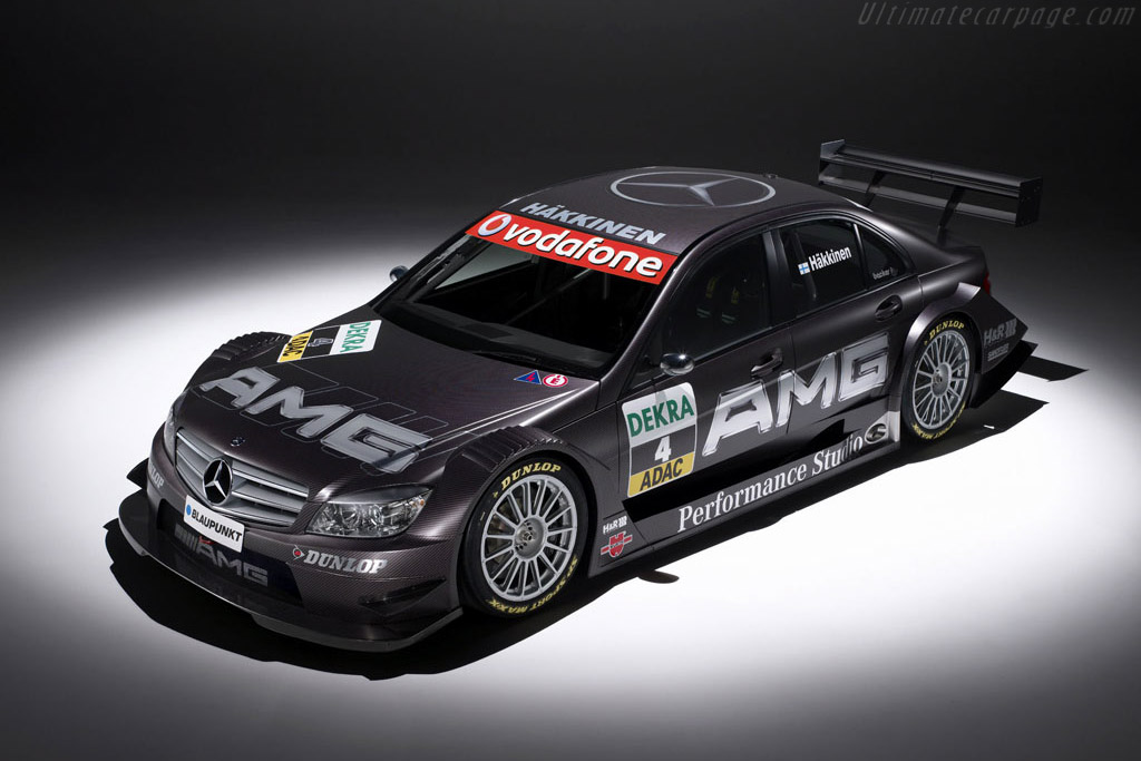 Click here to open the Mercedes-Benz C DTM gallery