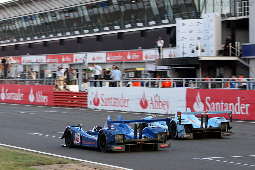 Zytek 07S/2 - Chassis: 07S-03   - 2007 Le Mans Series Silverstone 1000 km