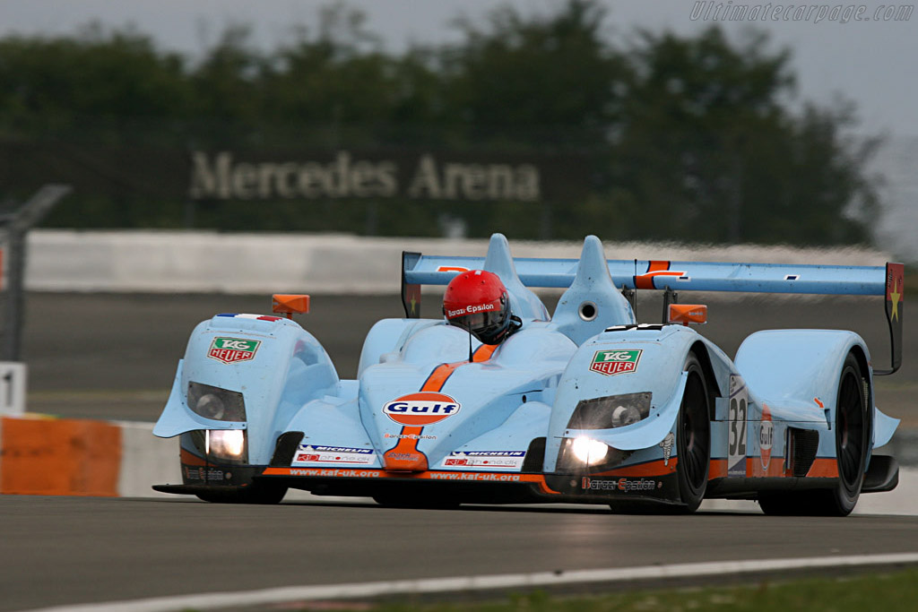 Zytek 07S/2 - Chassis: 07S-01   - 2007 24 Hours of Le Mans