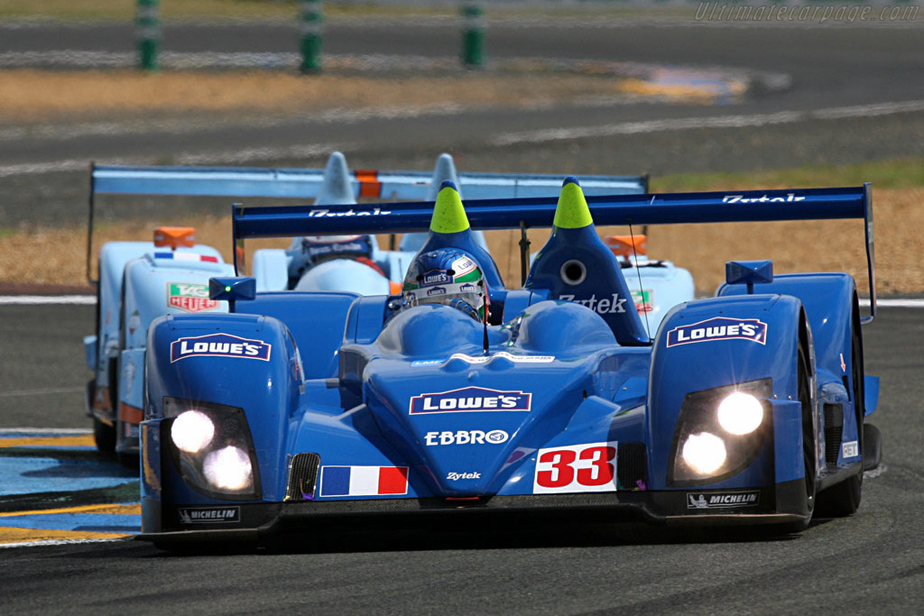 Zytek 07S/2 - Chassis: 07S-03   - 2007 24 Hours of Le Mans