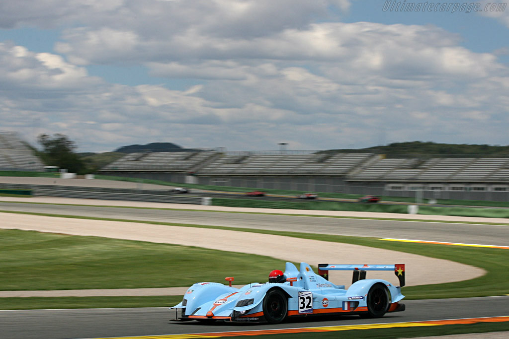 Zytek 07S/2 - Chassis: 07S-01   - 2007 Le Mans Series Valencia 1000 km