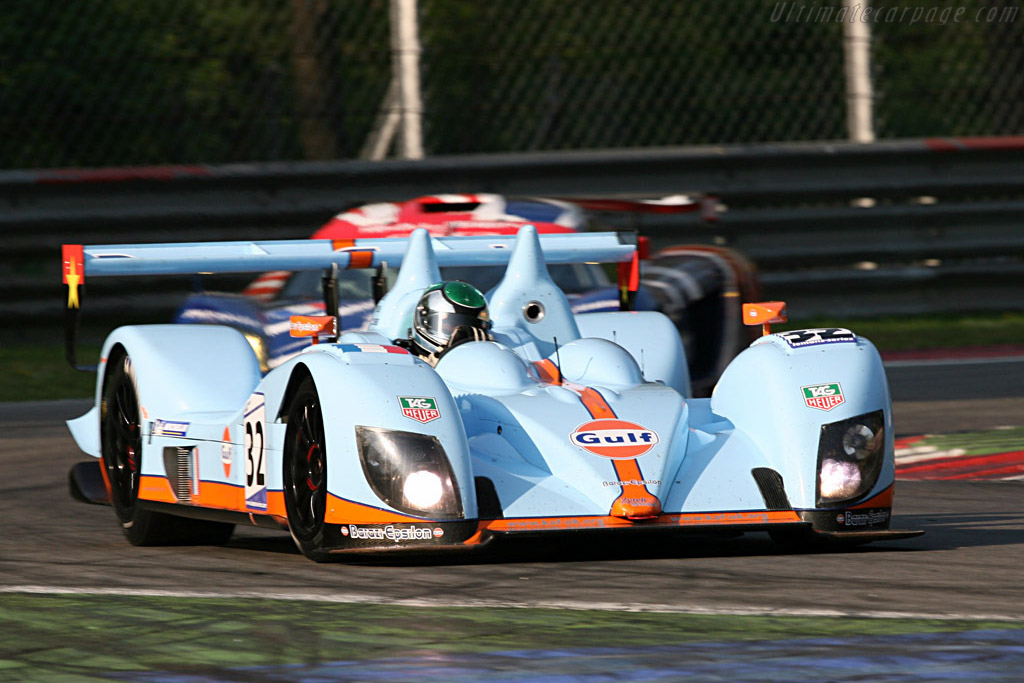 Zytek 07S/2 - Chassis: 07S-01   - 2007 Le Mans Series Monza 1000 km