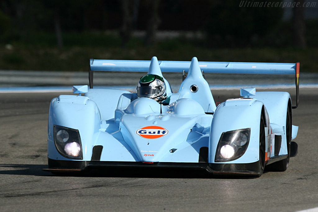 Zytek 07S/2 - Chassis: 07S-01   - Le Mans Series 2007 Season Preview
