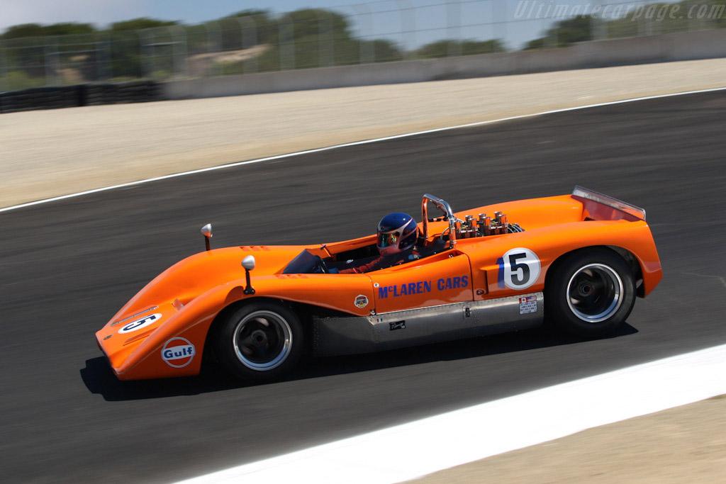 McLaren M8C Chevrolet - Chassis: M8C-70-08   - 2007 Monterey Historic Automobile Races