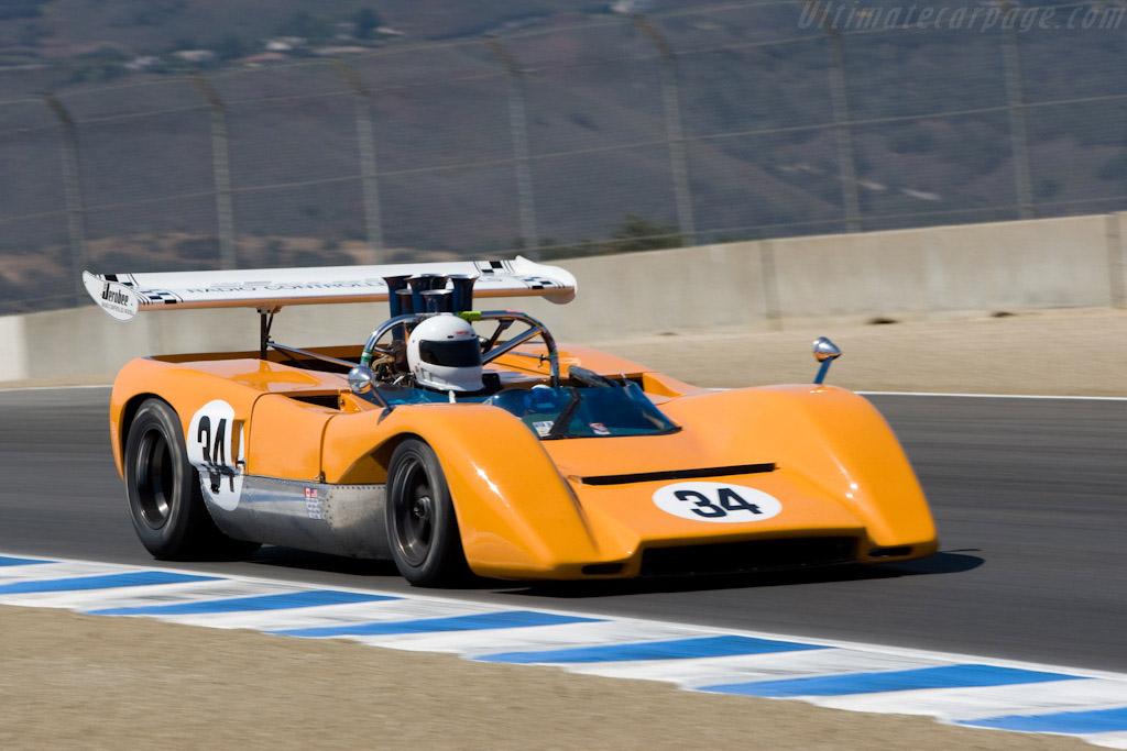 McLaren M8C Chevrolet - Chassis: M8C-70-10   - 2008 Monterey Historic Automobile Races
