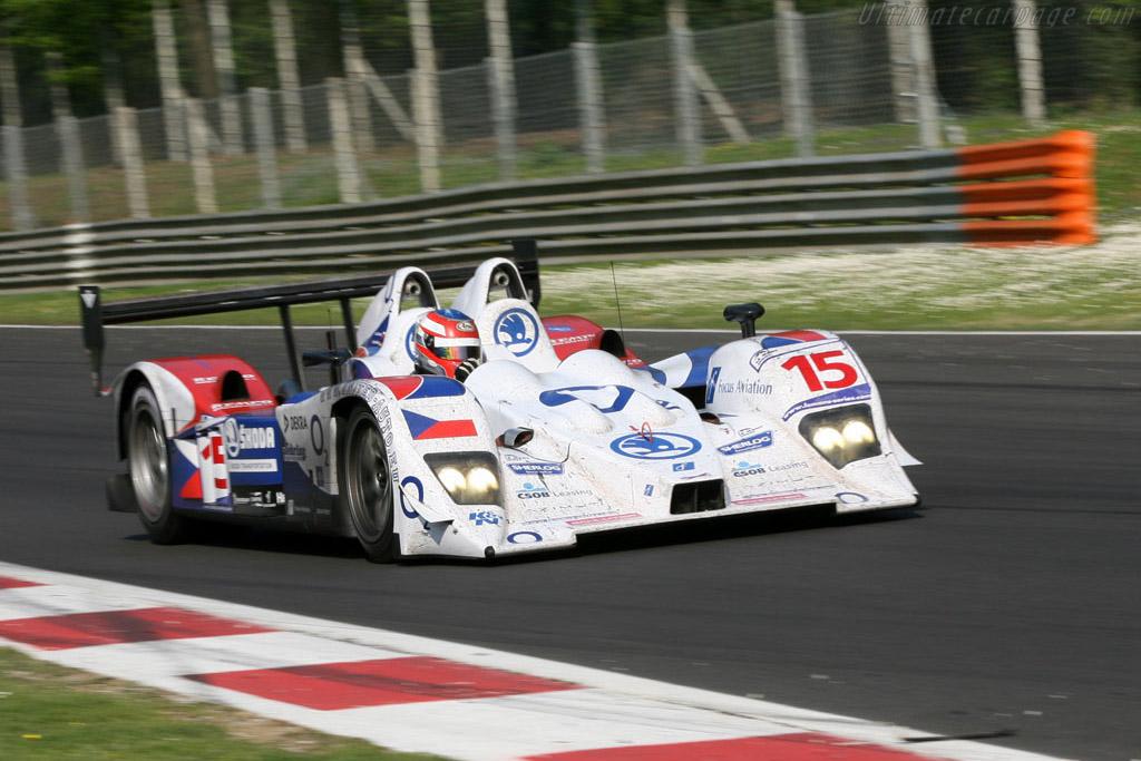 Lola B07/10 Judd - Chassis: B0610-HU03   - 2007 Le Mans Series Monza 1000 km