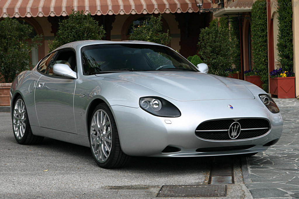 Click here to open the Maserati GS Zagato Coupe gallery