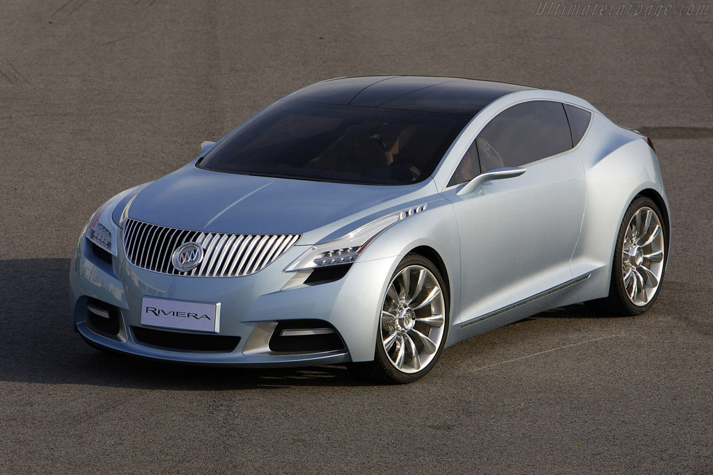 Click here to open the Buick Riviera Concept Coupe gallery