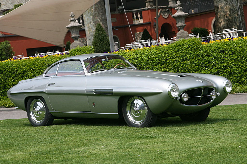 Click here to open the Fiat 8V Ghia Supersonic Coupe gallery