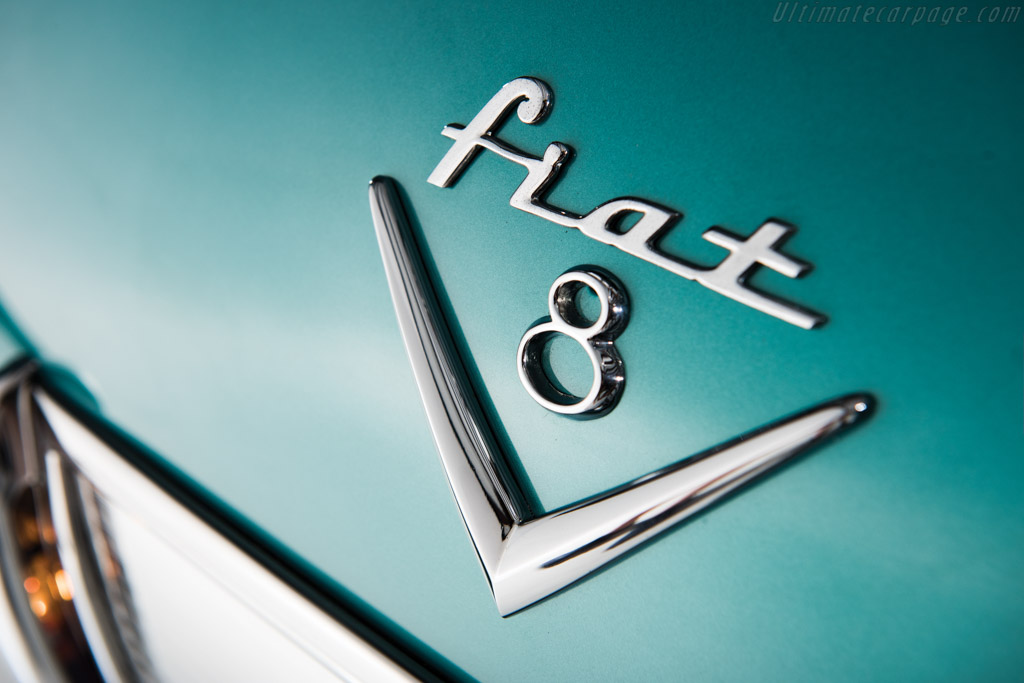 Fiat 8V Ghia Supersonic Coupe (Chassis 106*000049) High Resolution Image