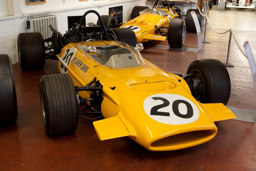 McLaren M9A Cosworth