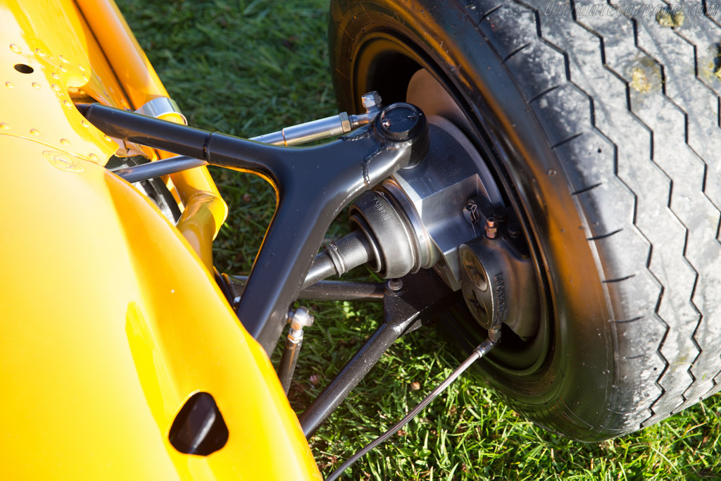McLaren M9A Cosworth - Chassis: M9A-1   - 2015 Chantilly Arts & Elegance