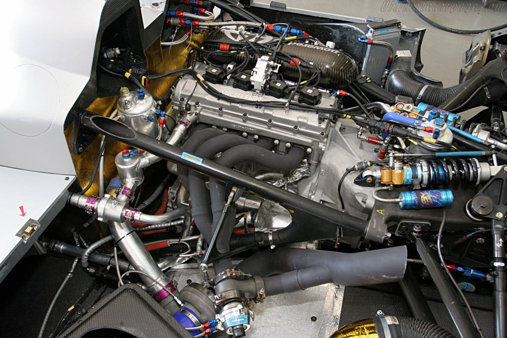 Courage LC75 AER - Chassis: LC70-2   - 2007 Le Mans Series Monza 1000 km