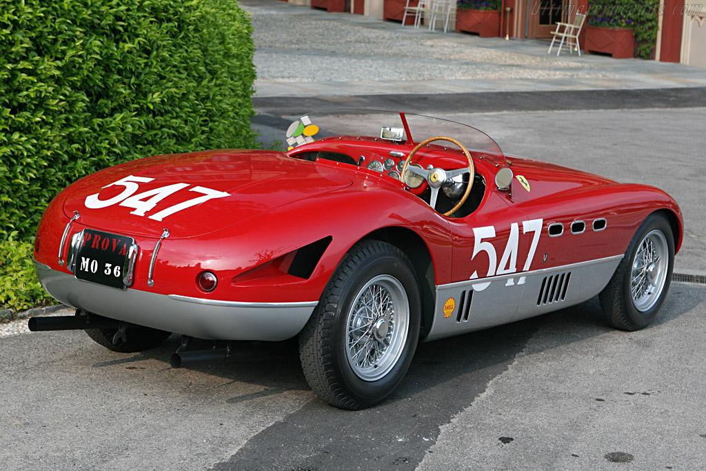 Ferrari 340 MM Vignale Spyder - Chassis: 0280AM   - 2007 Concorso d'Eleganza Villa d'Este