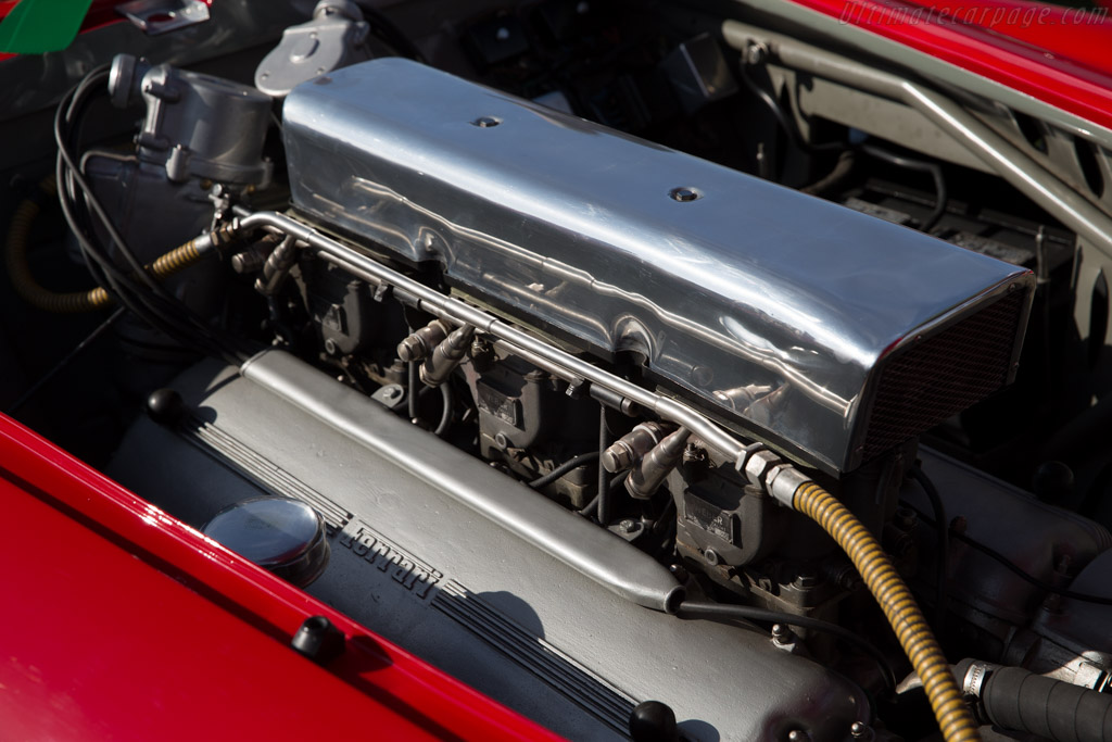 Ferrari 340 MM Vignale Spyder - Chassis: 0350AM   - 2015 Pebble Beach Concours d'Elegance