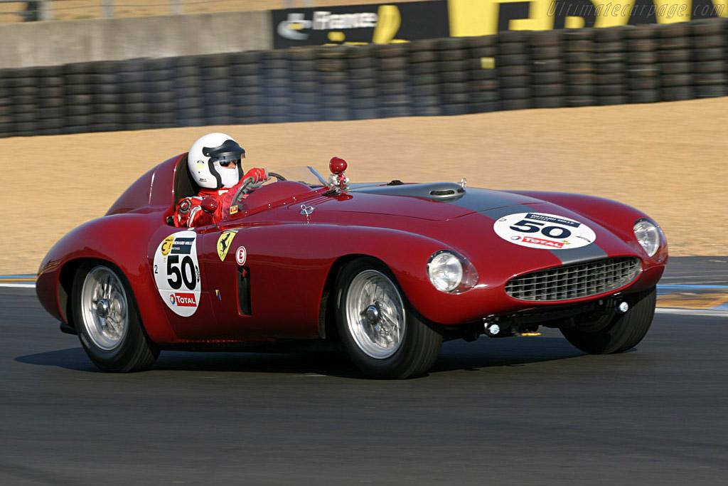 Ferrari 340 MM Scaglietti Spyder - Chassis: 0294AM   - 2004 Le Mans Classic