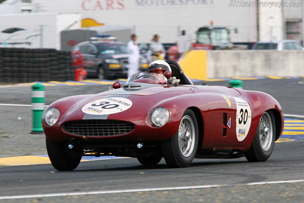 Ferrari 340 MM Scaglietti Spyder - Chassis: 0294AM   - 2006 Le Mans Classic