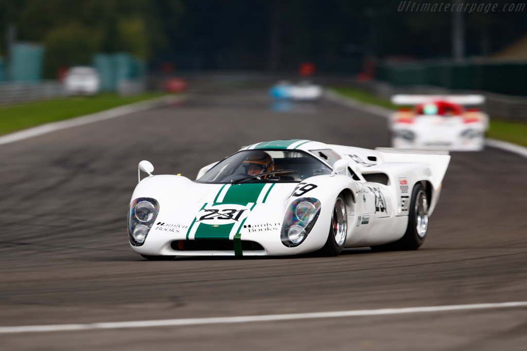 Lola T70 Mk3B Coupe Chevrolet - Chassis: SL76/138   - 2018 Spa Six Hours
