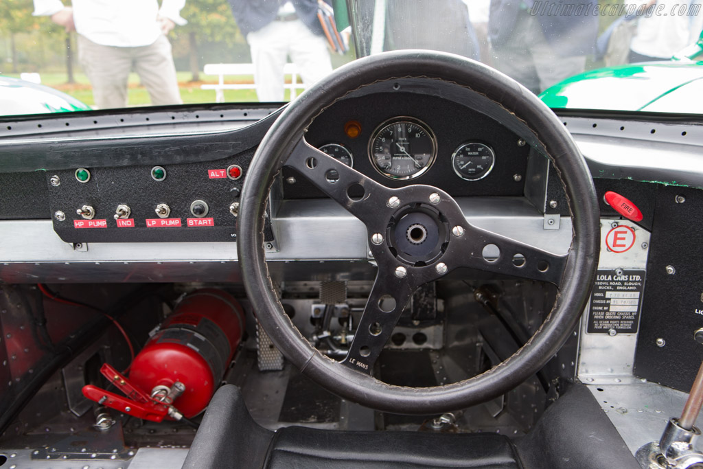 Lola T70 Mk3B Coupe Chevrolet - Chassis: SL76/150   - 2014 Chantilly Arts & Elegance