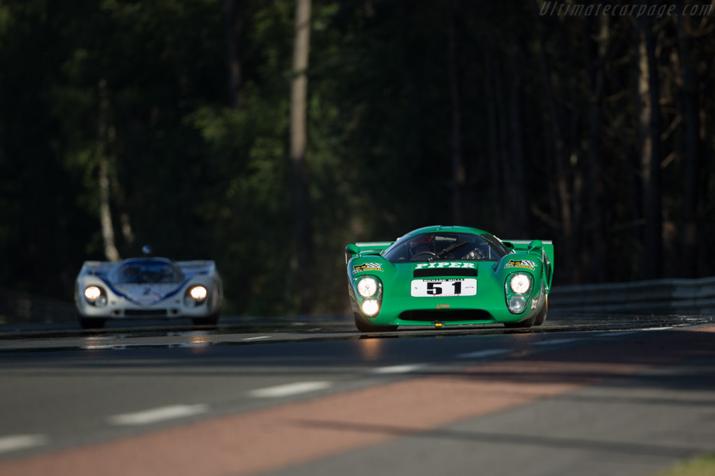 Lola T70 Mk3B Coupe Chevrolet - Chassis: SL76/150   - 2016 Le Mans Classic
