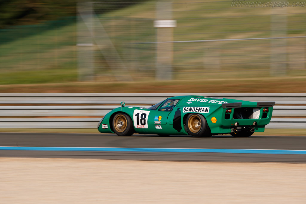 Lola T70 Mk3B Coupe Chevrolet - Chassis: SL76/150   - 2018 Le Mans Classic