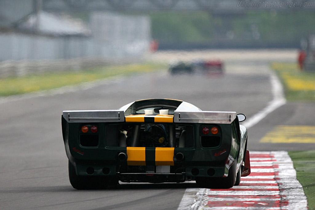 Lola T70 Mk3B Coupe Chevrolet - Chassis: SL76/147   - 2007 Le Mans Series Monza 1000 km